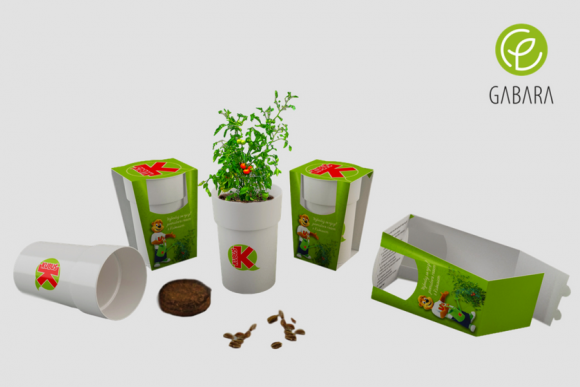 Tomato growing set