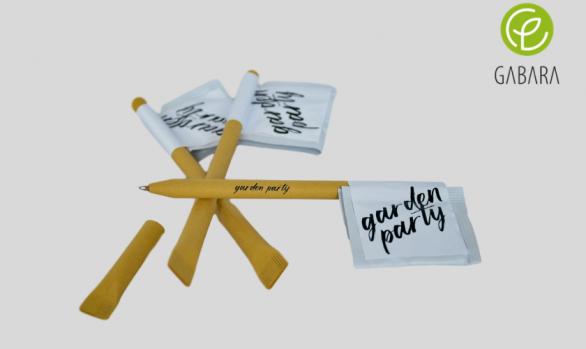 Długopis reklamowy z nasionami ziół